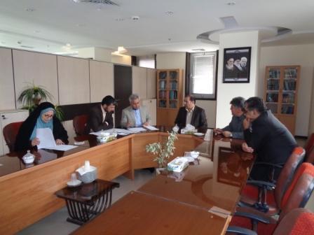 هشتمين جلسه هيأت بازرسي انتخابات استان برگزار شد.
